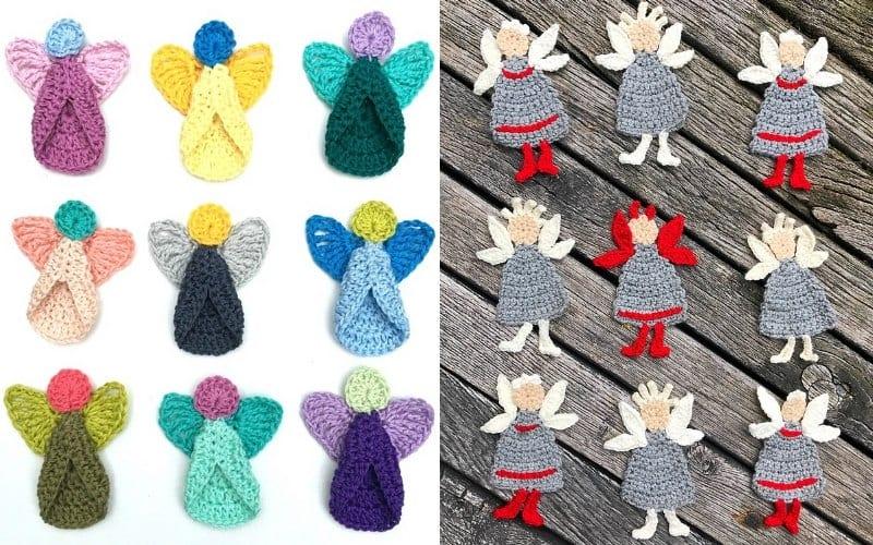 Little Angels Free Crochet Patterns