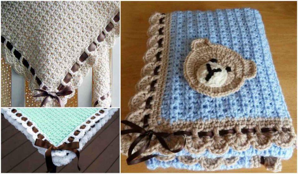 Tiramisu Baby Blanket - Free Crochet Pattern