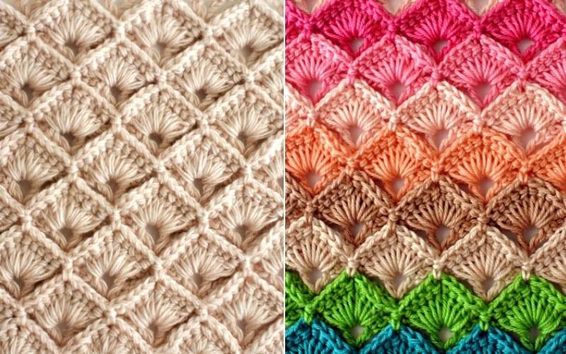Box Stitch Free Crochet Pattern