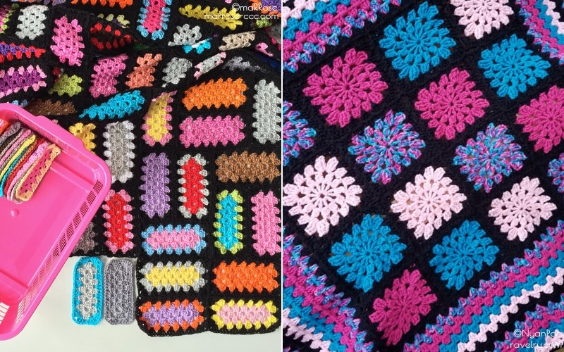 Great Mood Crochet Blankets Free Patterns