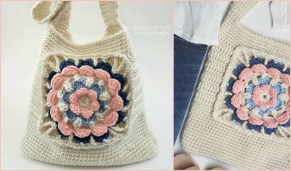 My Favorite Tote Bag will be ideal for any summer outfit or to the beach.