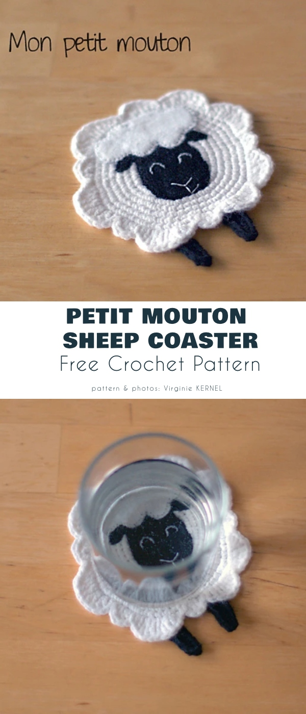 Petit mouton coaster