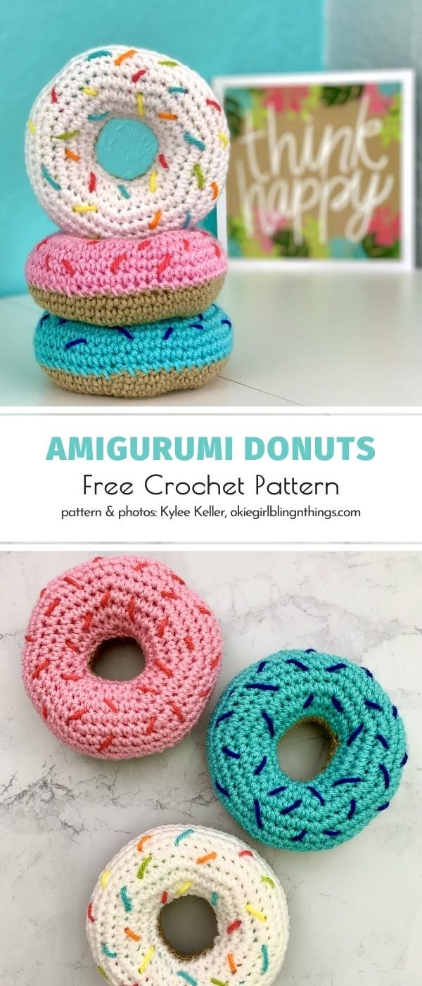 Amigurumi Donuts