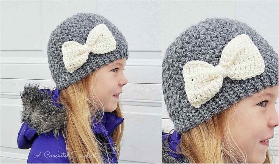 Anabelle Beanie Free Crochet Pattern