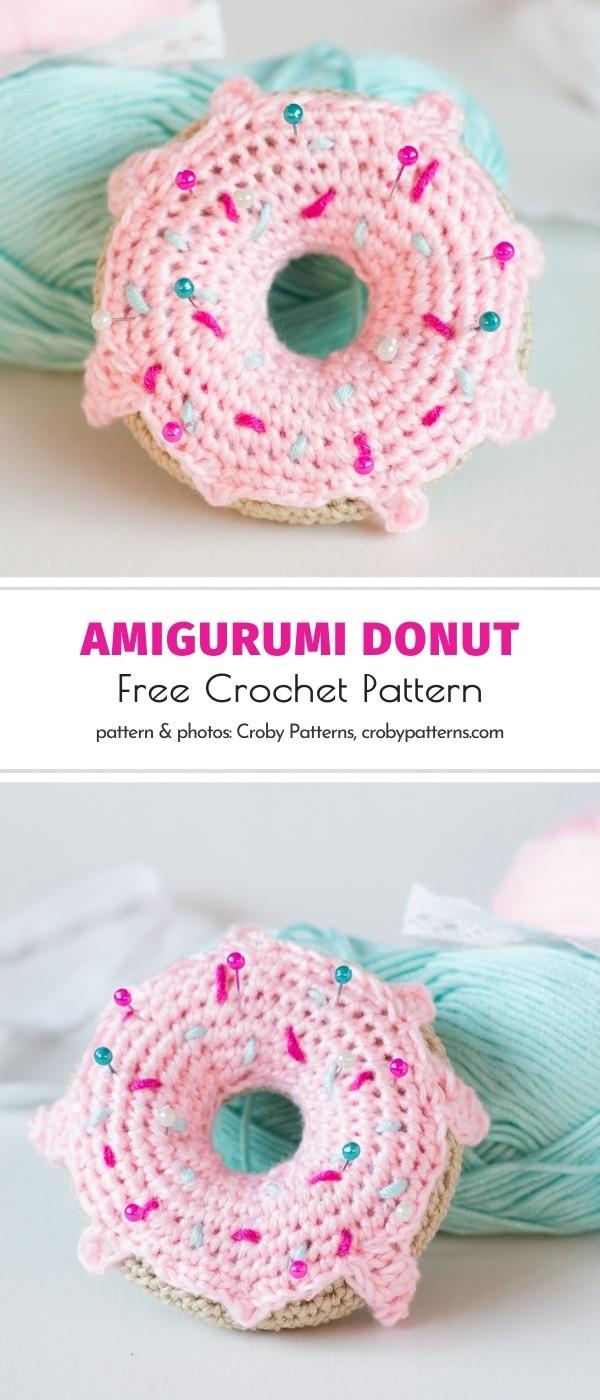 Amigurumi Donut