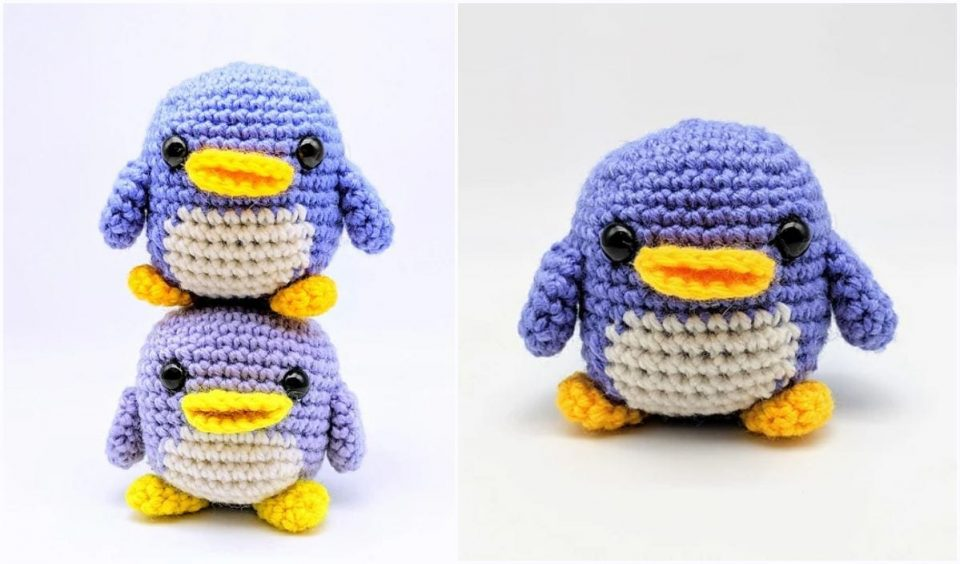 Easy Cute Penguin