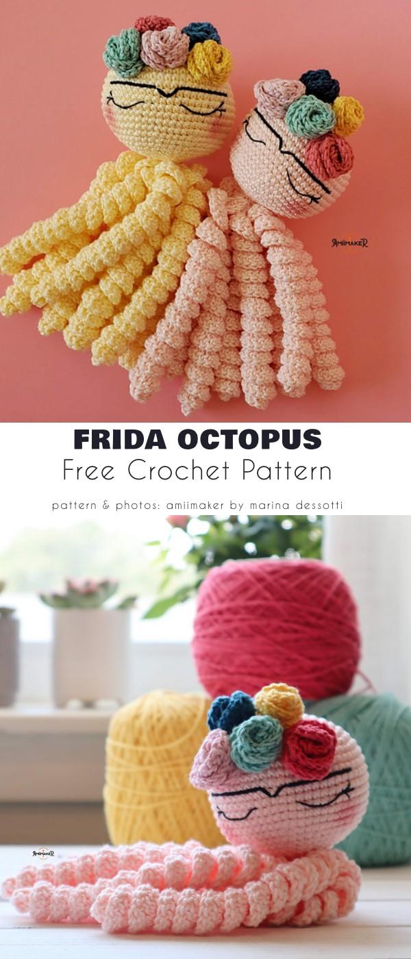 Frida Octopus