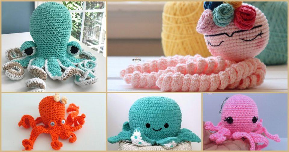 Huggable Octopus