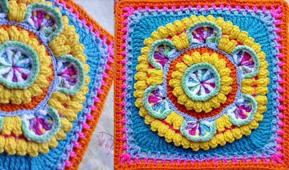 Key Lime Pie Free Crochet Pattern
