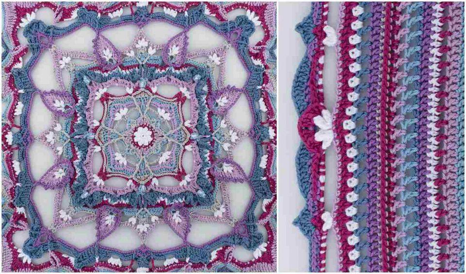 Butterfly Effect Cal Free Crochet Pattern