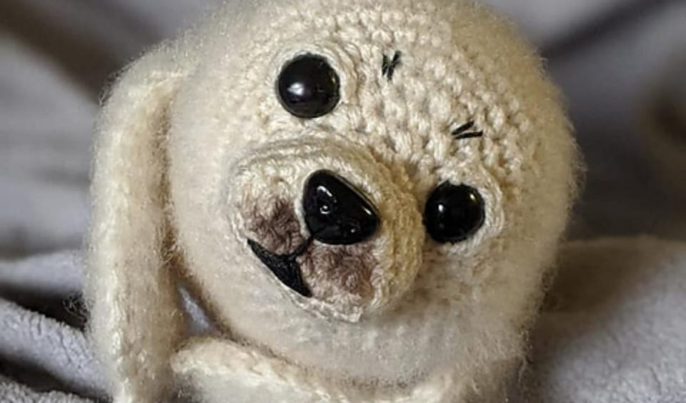 Morris The Baby Seal