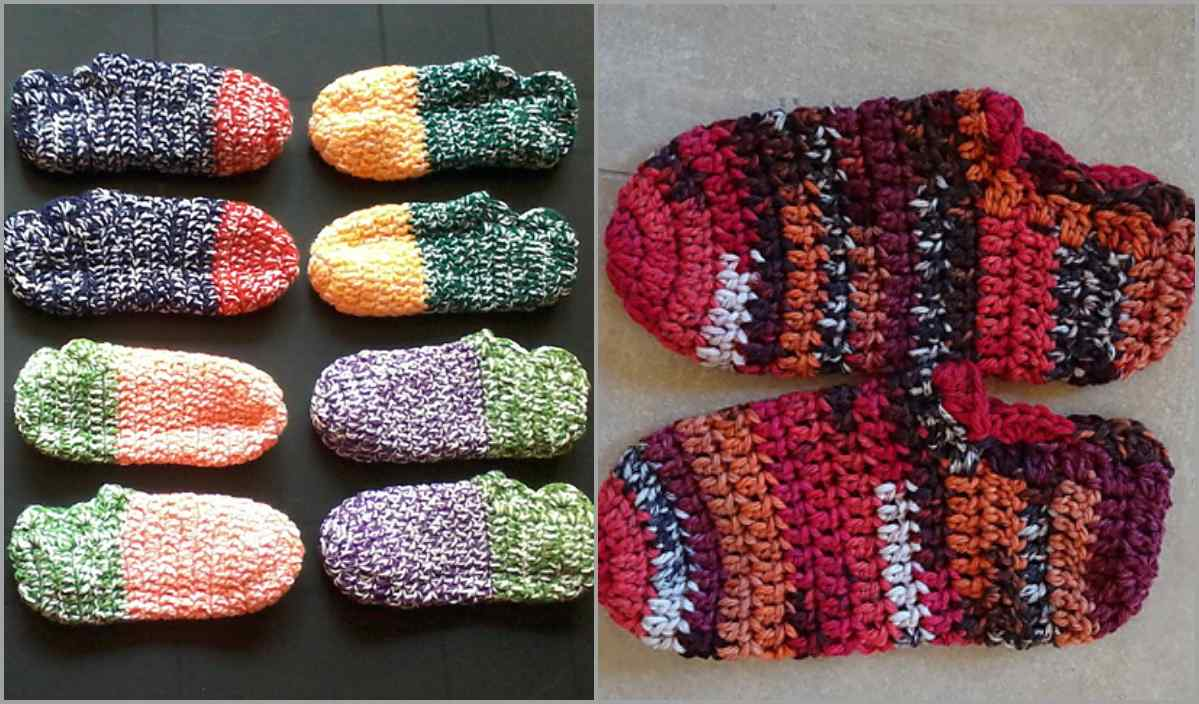 Cozy Hour Slippers Free Crochet Pattern And Video Tutorial