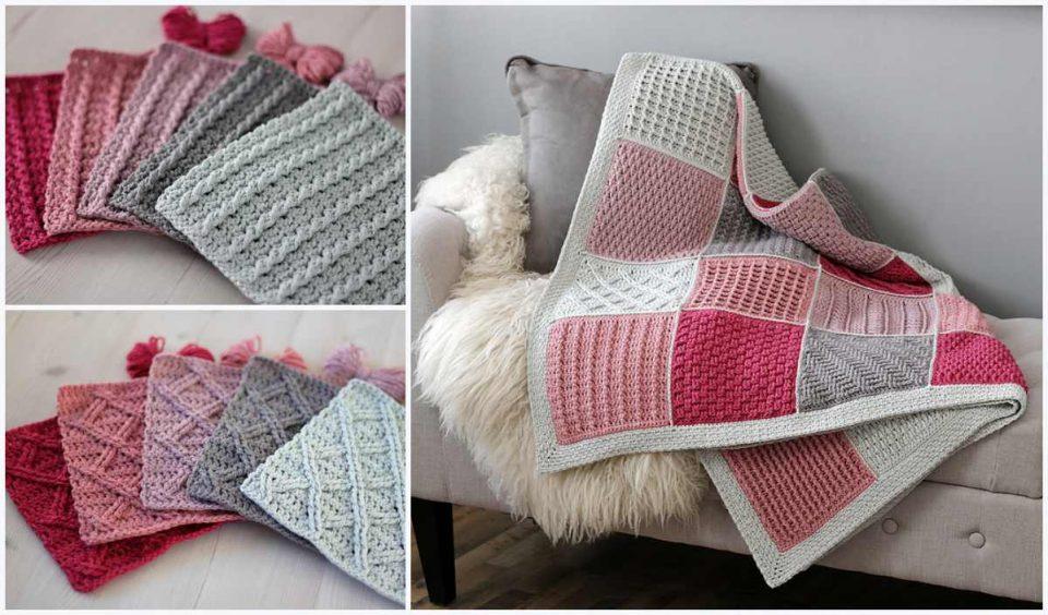 Cozy Afghans Free Crochet Patten