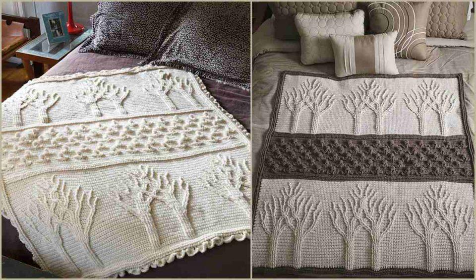 Tree of Life Free Crochet Pattern