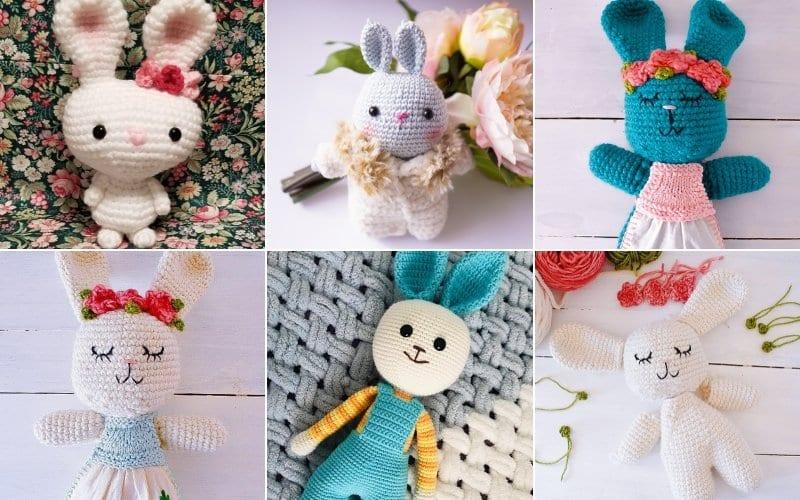 Charming Bunnies Free Patterns