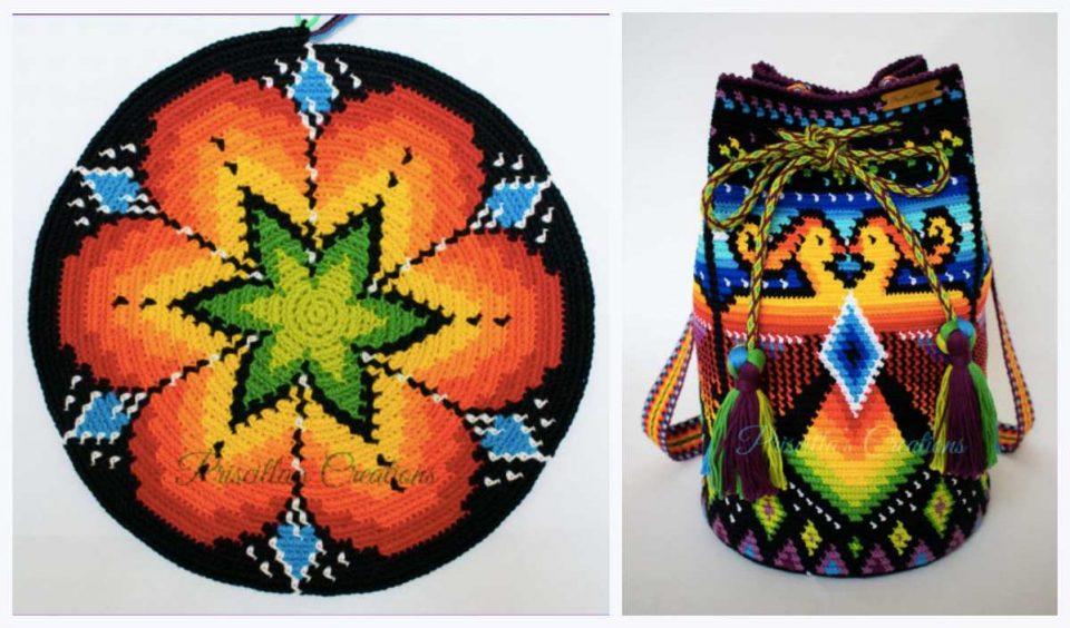 The Birds Bag Free Crochet Pattern