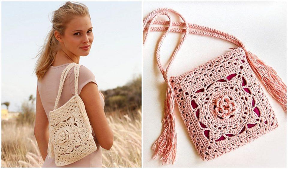 Jude Purse Bag Free Crochet Pattern