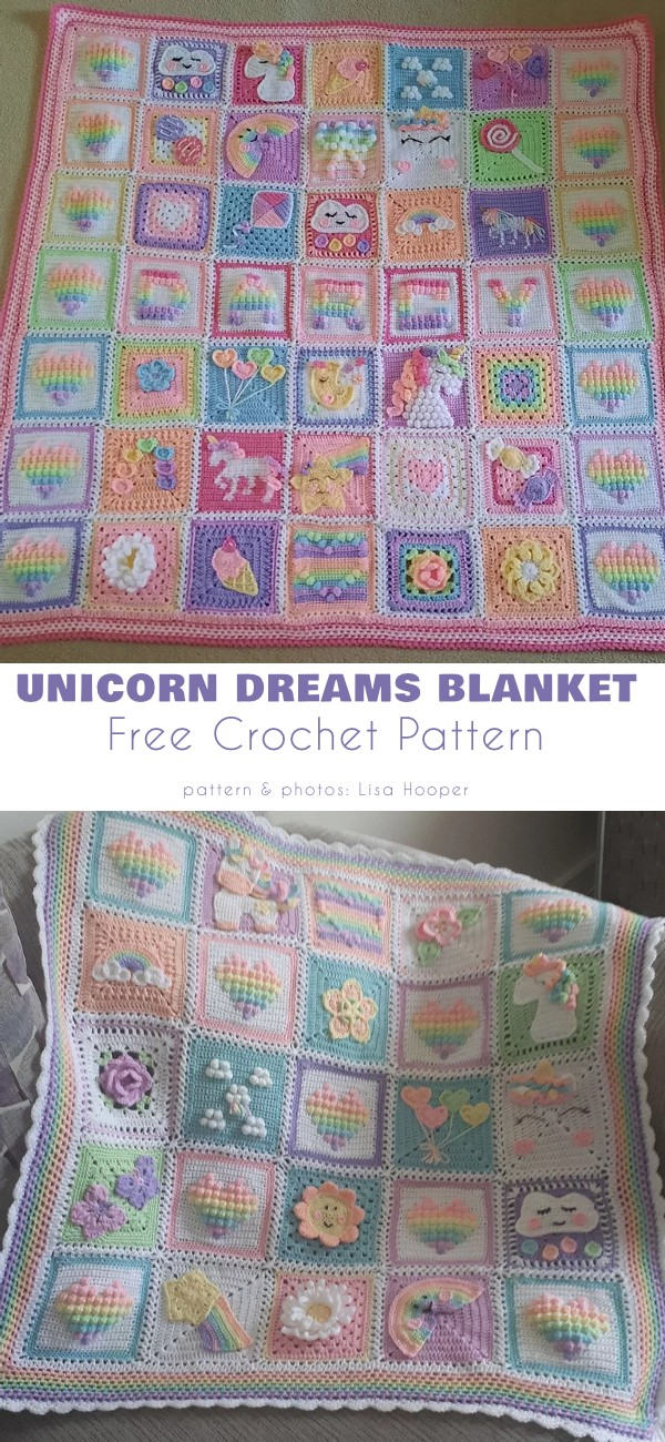 Unicorn Dreams Blanket