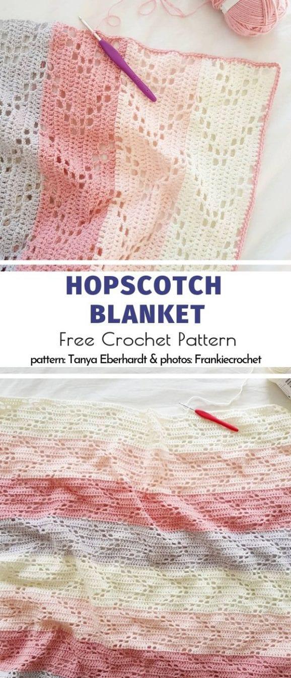 Hopscotch Blanket