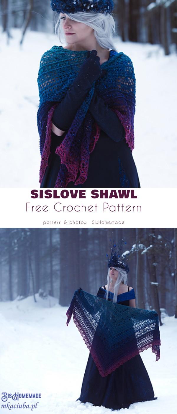 SisLove Shawl