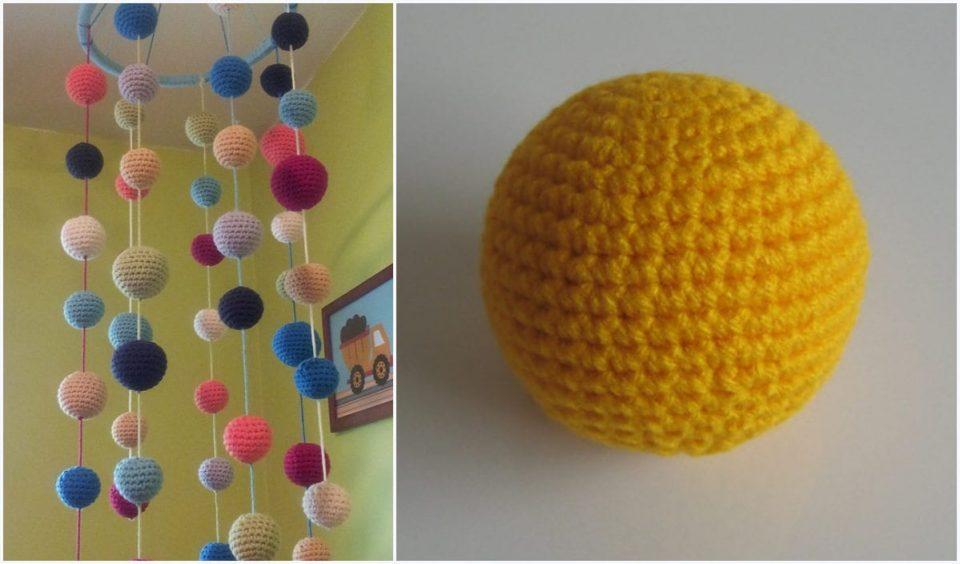 Ideal Sphere Free Crochet Pattern