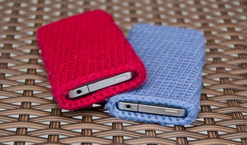 Easy Electronic Sleeve Free Crochet Pattern