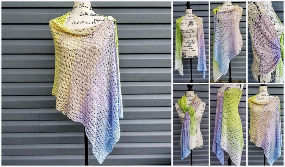 Maui Convertible Free Crochet Pattern
