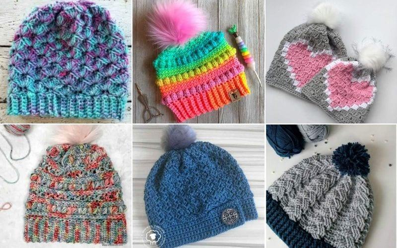 Great Crochet Beanies