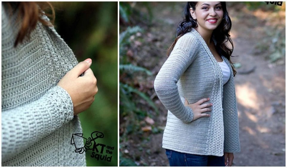 All Season Cardis Free Crochet Patterns