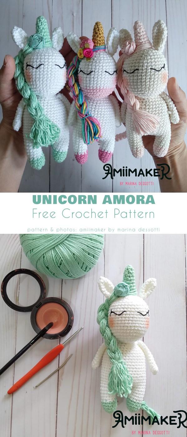 Unicorn Amora