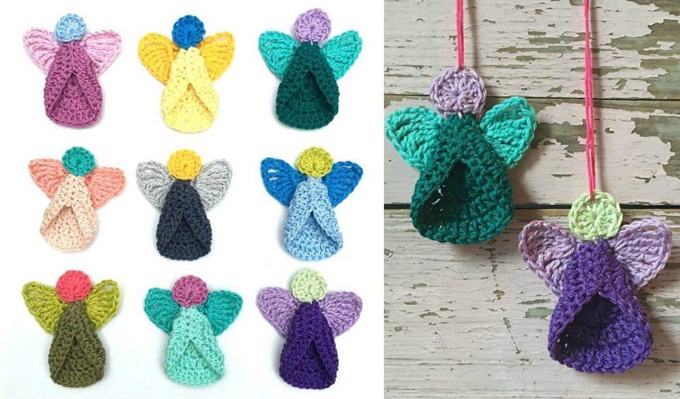 Easy Angel Free Crochet Pattern