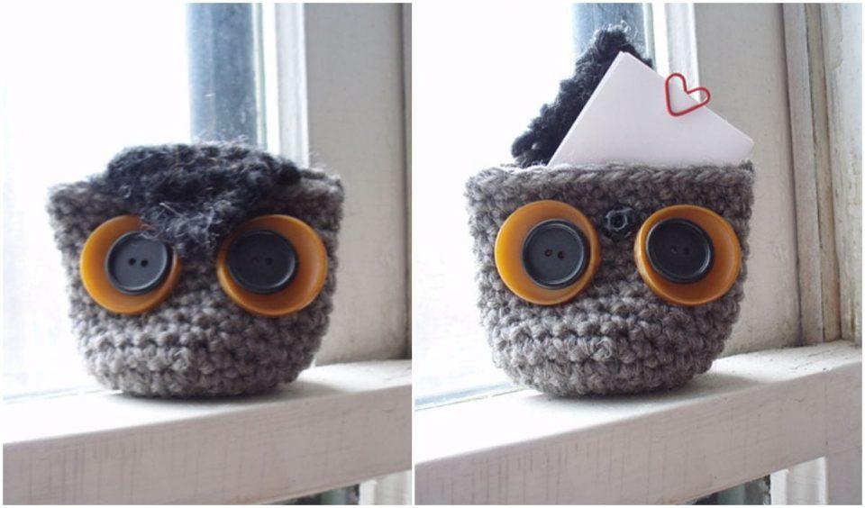 Owlets Free Crochet Pattern