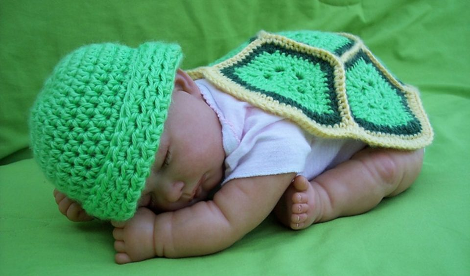 Newborn Adorable Photo Set Free Crochet Patterns