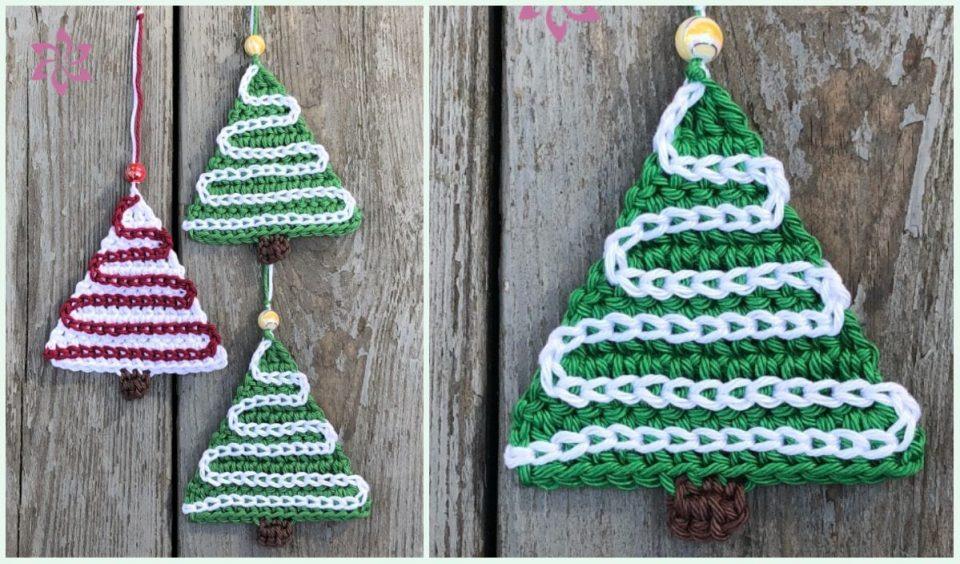 Lil's Xmas Tree Crochet Pattern