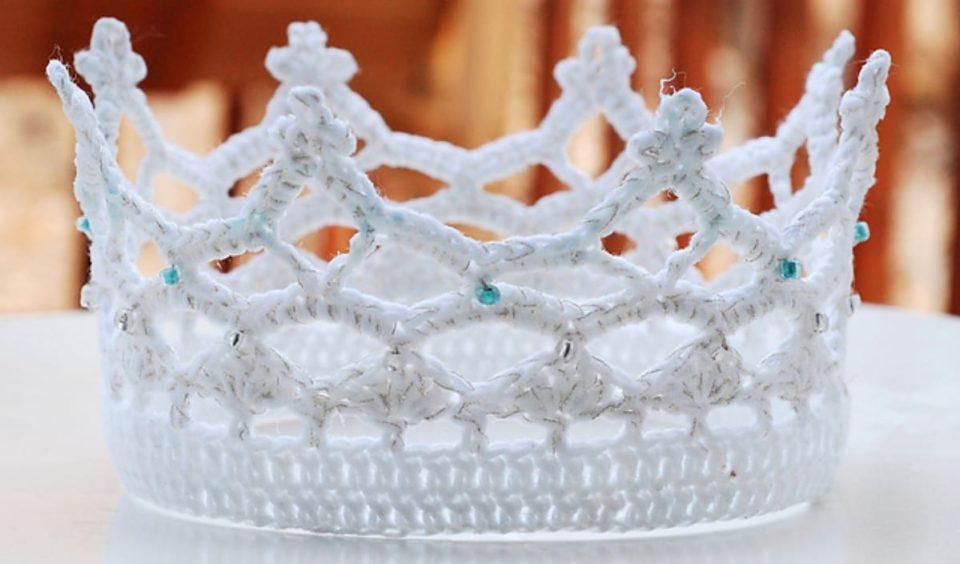 Royal Crown Free Crochet Pattern