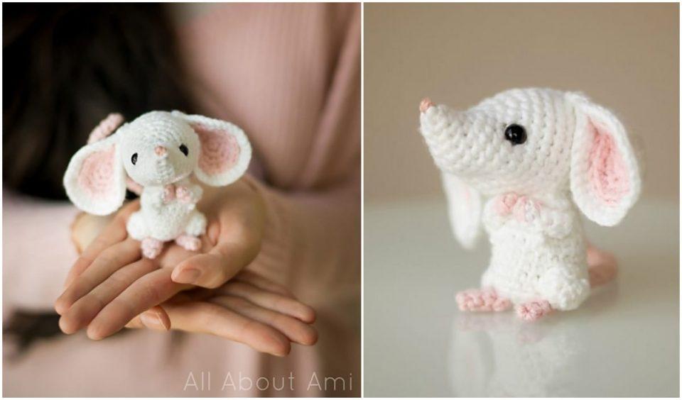 Chinese New Year Rat Free Crochet Pattern