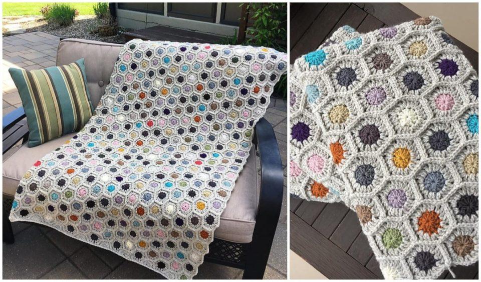 Little Dots Blanket