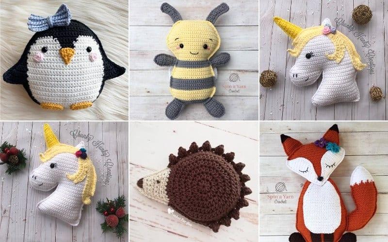 Adorable Ragdoll Amigurumi Free Crochet Patterns