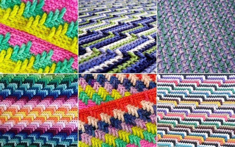 Apache Tears Stitch Projects