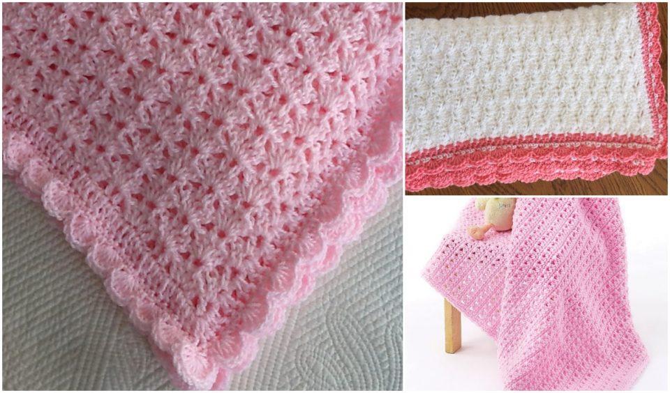 Delicate Blanket Free Crochet Patterns