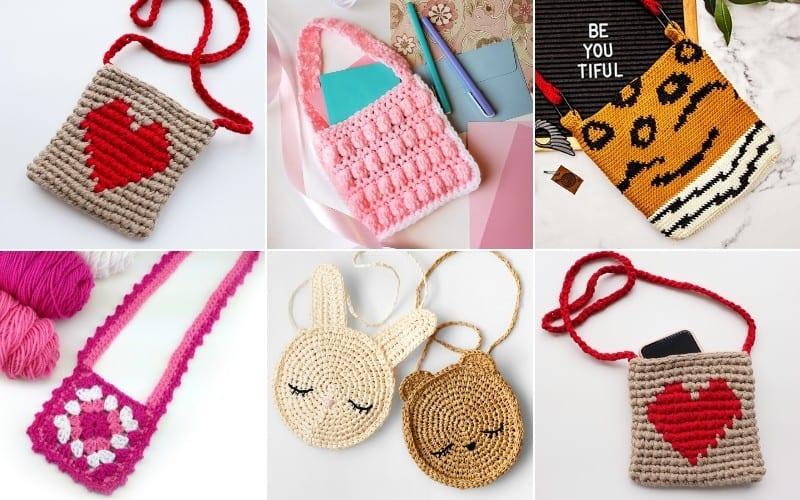 Crochet Purse Ideas for Kids
