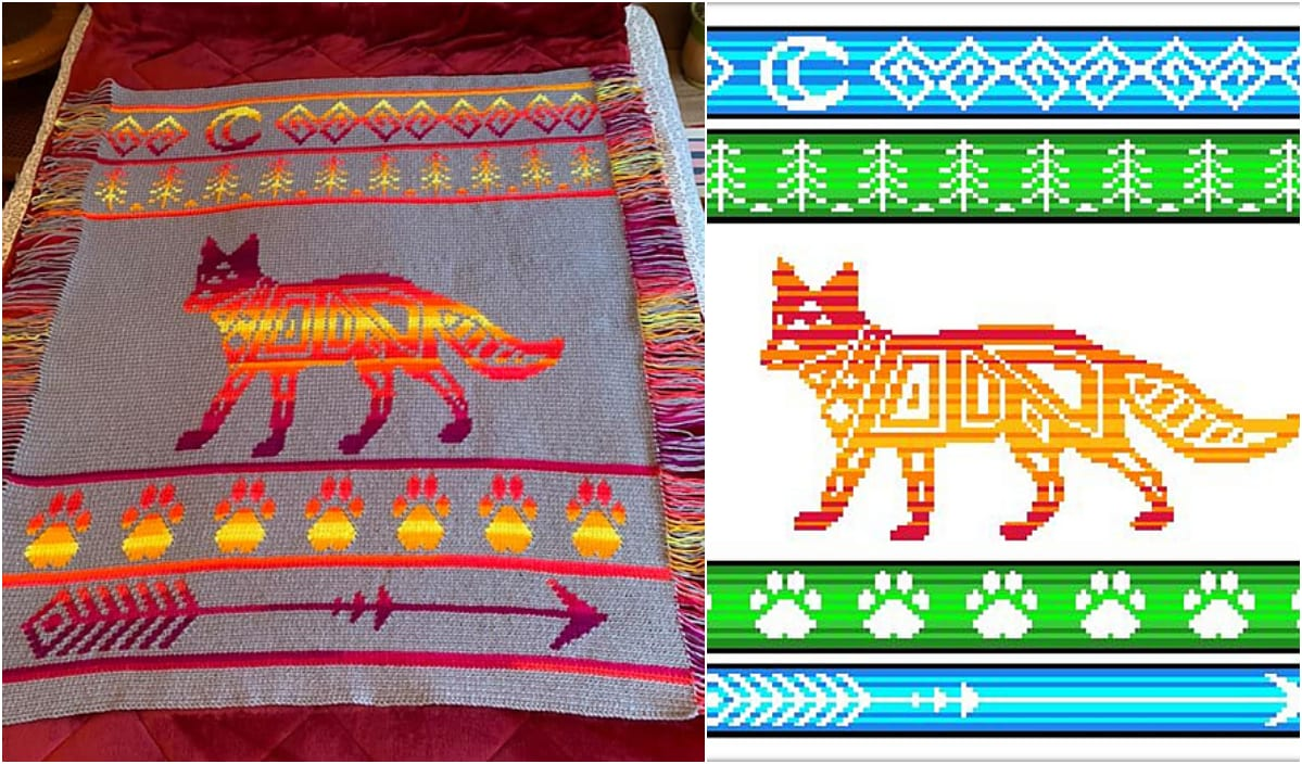 Amazing Animal Blanket Free Crochet Patterns