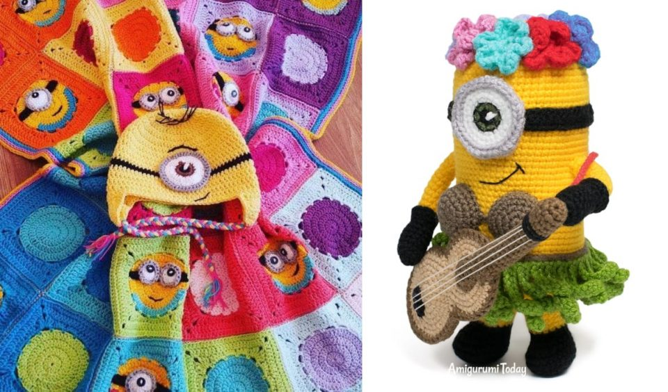 Crochet Minion-Inspired Projects
