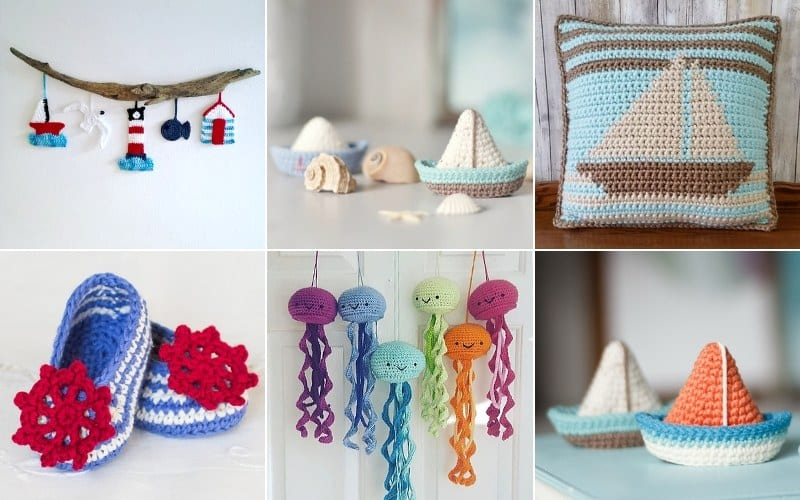Sea-Themed Baby Accessories