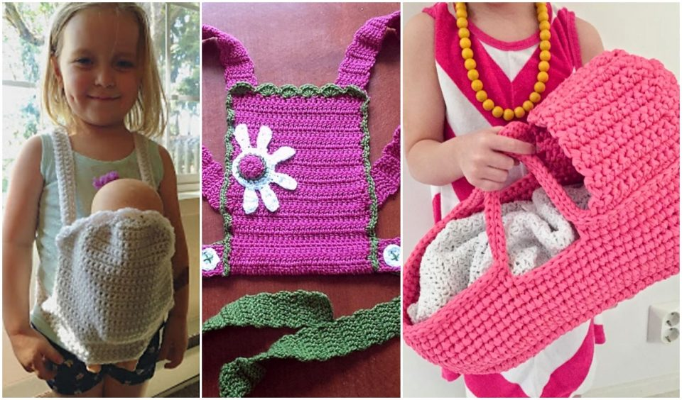 Baby Doll Carriers