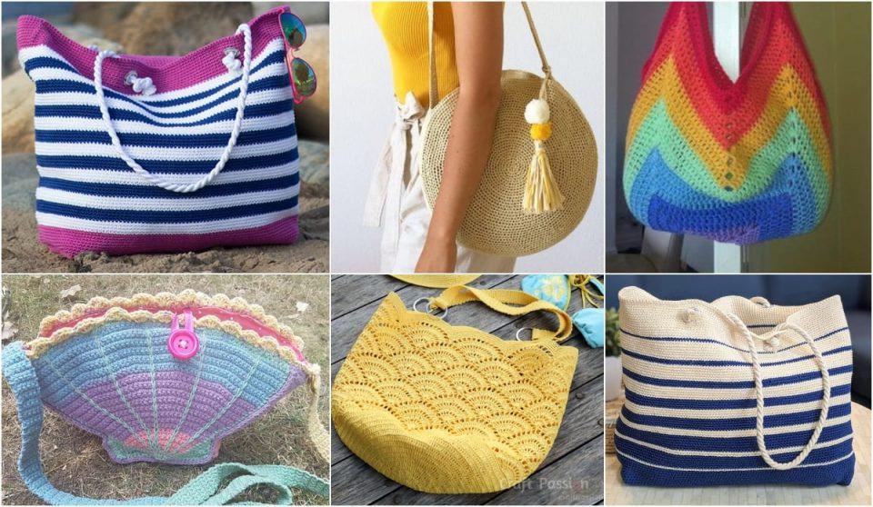 Beach Bag Free Patterns