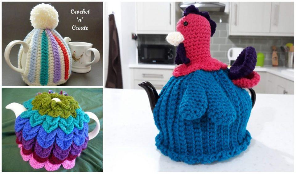 Tea Cozy Free Crochet Pattern