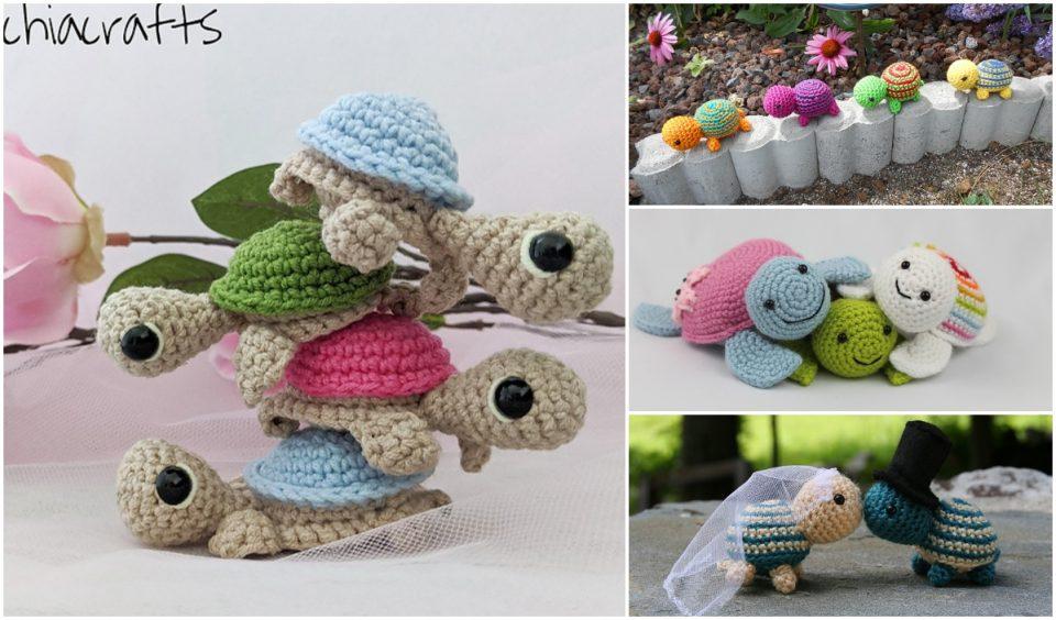 Turtle Free Crochet Patterns