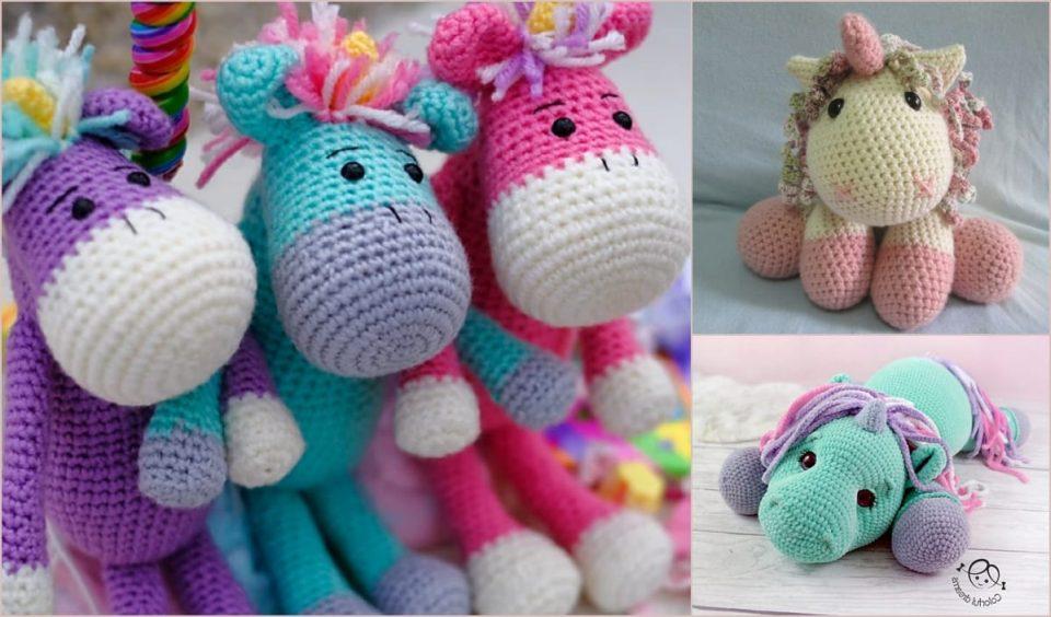 Unicorn Free Crochet Patterns