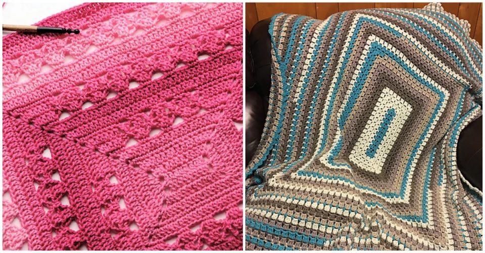 Rectangular Blanket Ideas